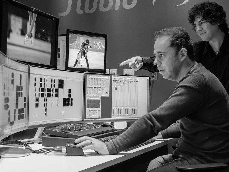 Hugo Chouinard et Karl Hugo - Ils signent la musique de patineurs olympiens